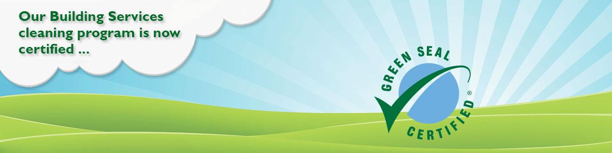 Green Seal certification – UVA Facilities Management