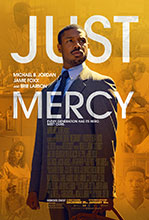 A movie poster for Just Mercy