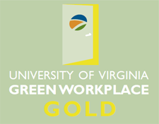U.Va. Green Workplace Program graphic