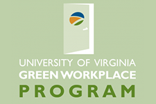 UVA Green Workplace graphic