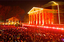Lighting of the Lawn 2015